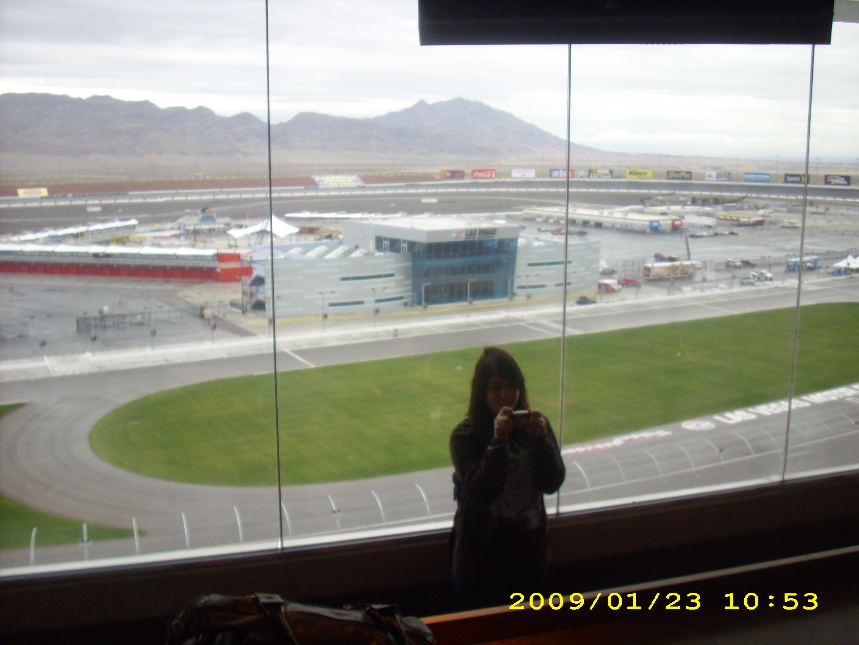 Homeschooling Fieldtrip – Las Vegas Raceway 2009