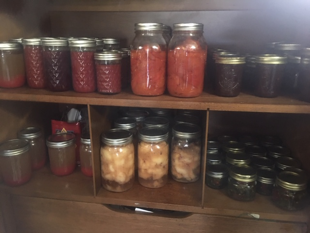 It Is Canning TIme!